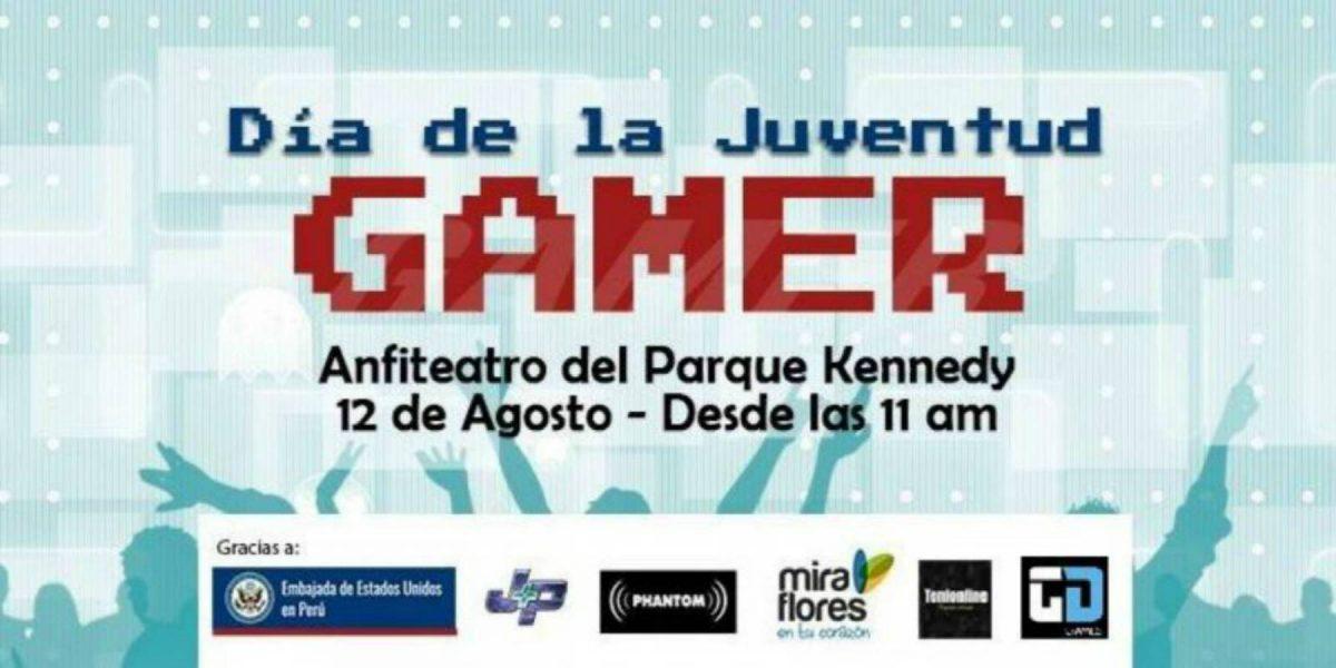 Día de la Juventud Gamer