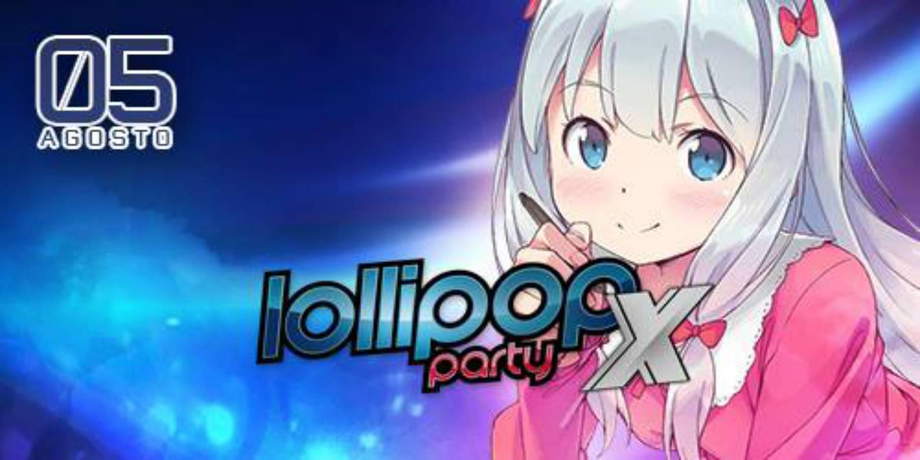 Lollipop Party X