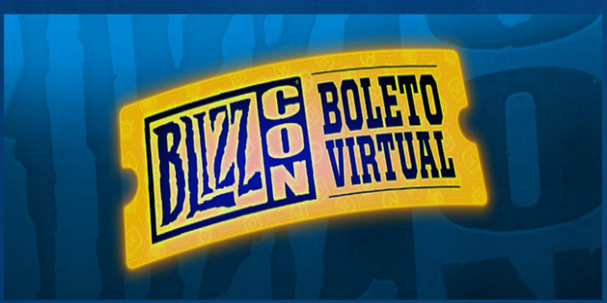 Nuevo Boleto Virtual te acerca más que nunca a BlizzCon