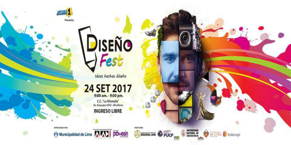 Primer Festival Diseño Fest 2017