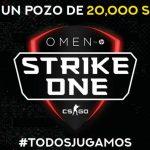 MásGamers Tech Fest XI | Torneo Omen Strike One de CS:GO regala 20,000 soles