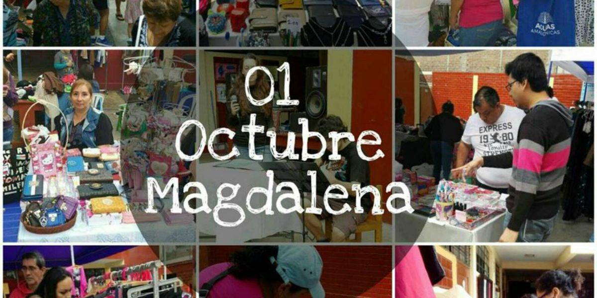Cachineando | Retro Feria- Mercado de Pulgas en Magdalena