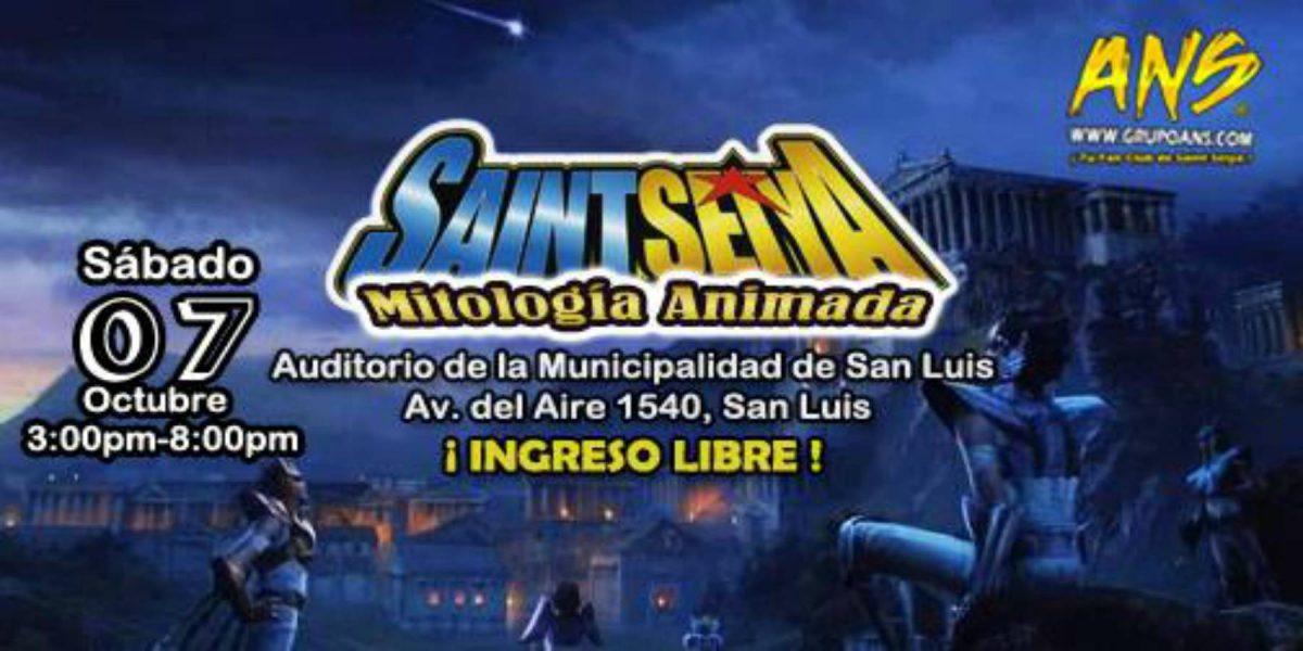 Saint Seiya: Mitología Animada