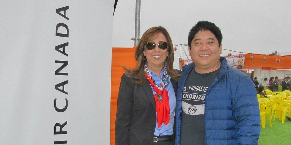 Air Canada llevará a Tokio a asistente a la feria Gochiso Perú