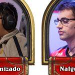 Dos latinoamericanos hicieron historia en el circuito de HCT y ahora se dirigen a la Blizzard Arena