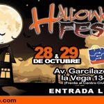 Halloween Fest en Cyber Plaza