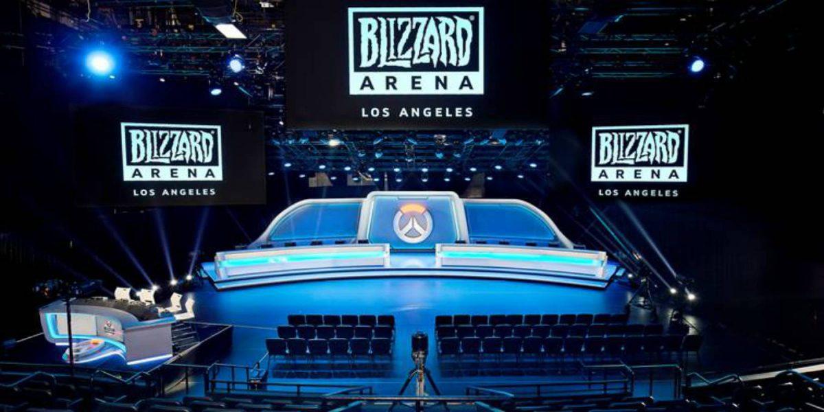 Imagenes Oficiales | Conoce el Blizzard Arena LA