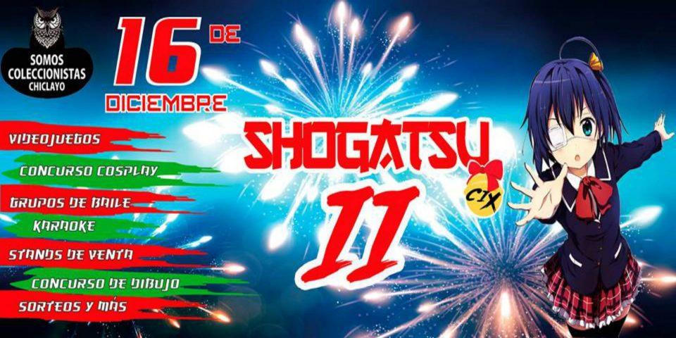 Shogatsu Cix II | Somos Coleccionistas Chiclayo