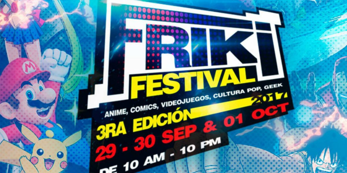 Friki Festival Mall del Sur | Tercera Edición
