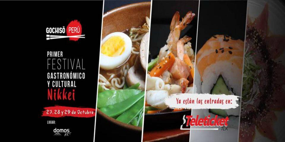 Gochiso Perú | El Primer Festival Gastronómico y Cultural Nikkei