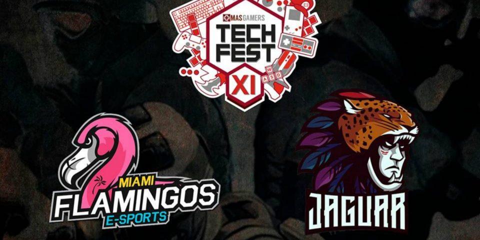Miami Flamingos y Team Jaguar llegan al MasGamers Tech Fest XI gracias a HP