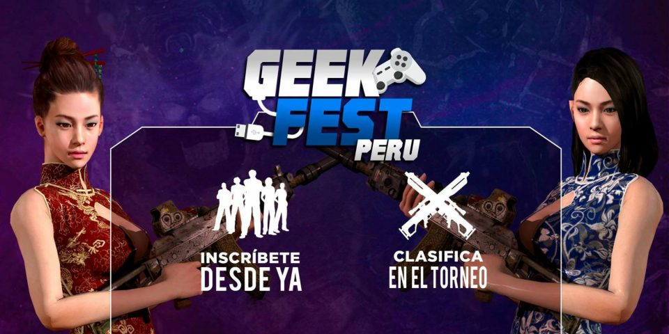 Phantomers participará del Geek Fest Perú 2017