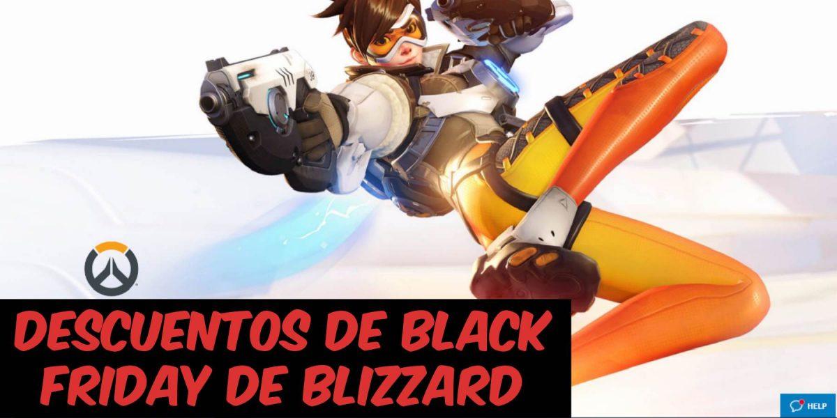 Descuentos de Black Friday de Blizzard