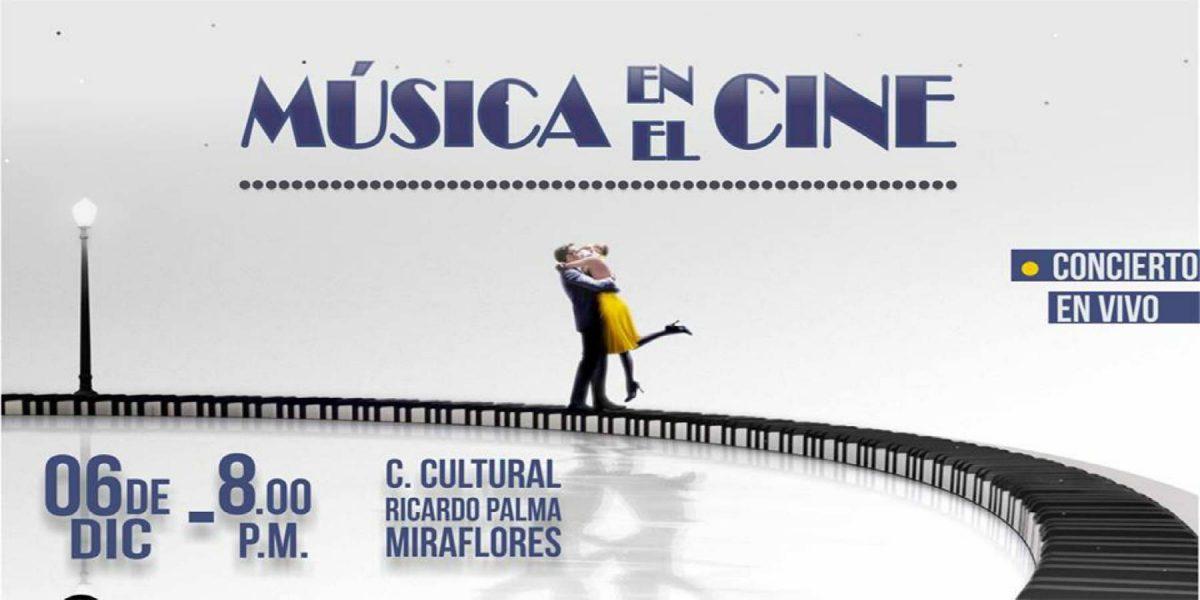 Música en el Cine en Concierto | Diciembre