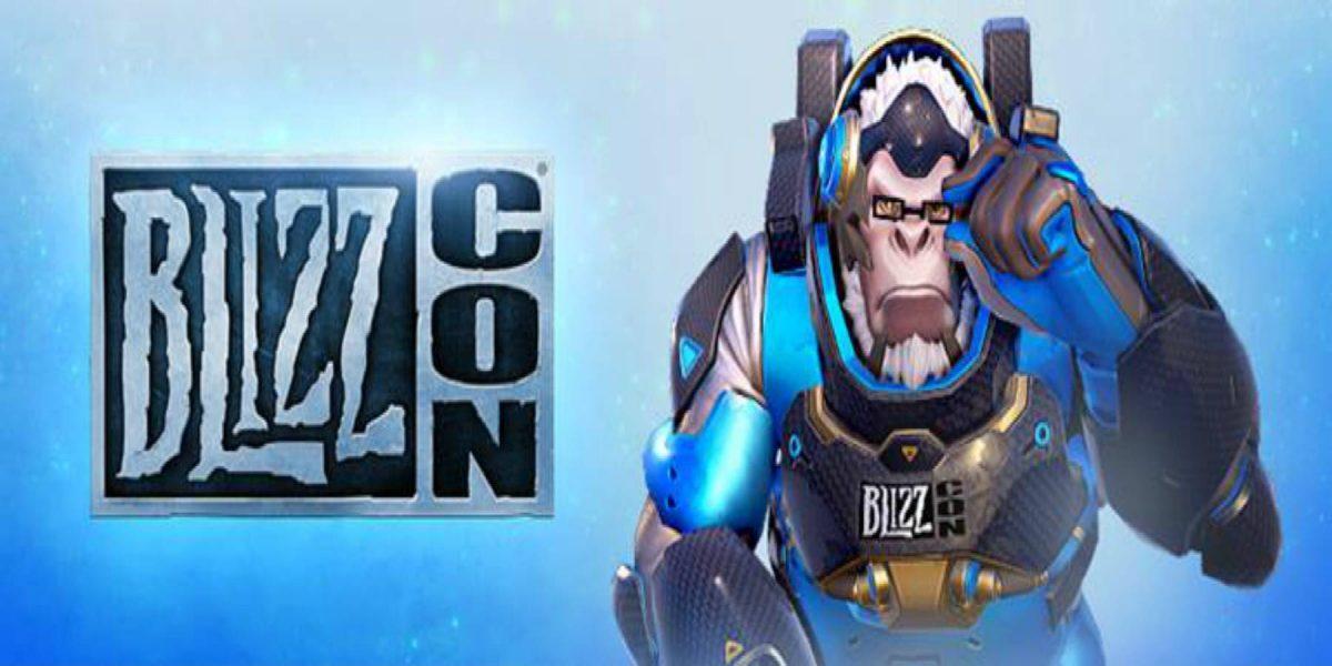 Contenido exclusivo de Blizzcon 2017 disponible únicamente hoy