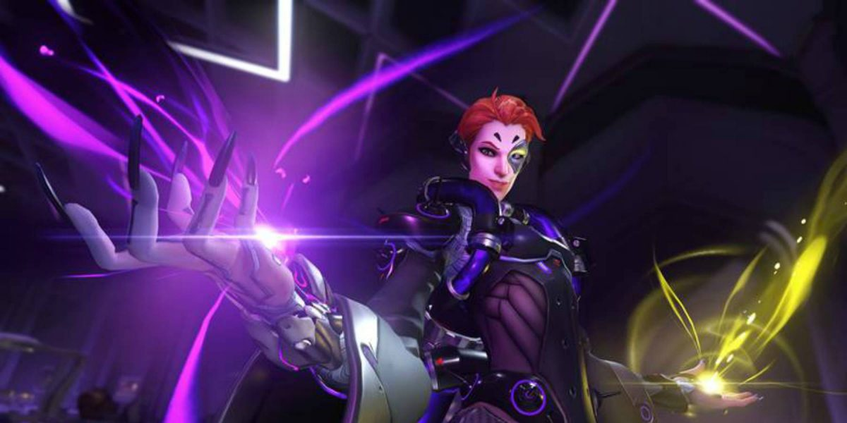 Moira se une a Overwatch