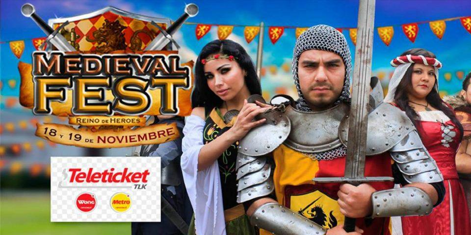 Medievalfest 2017 Lima