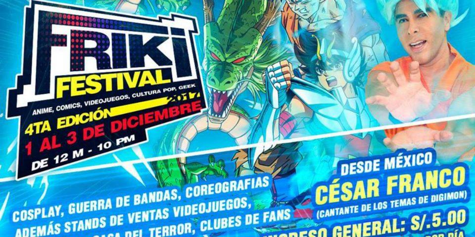 Friki Festival en Plaza Norte | 4ta Edición