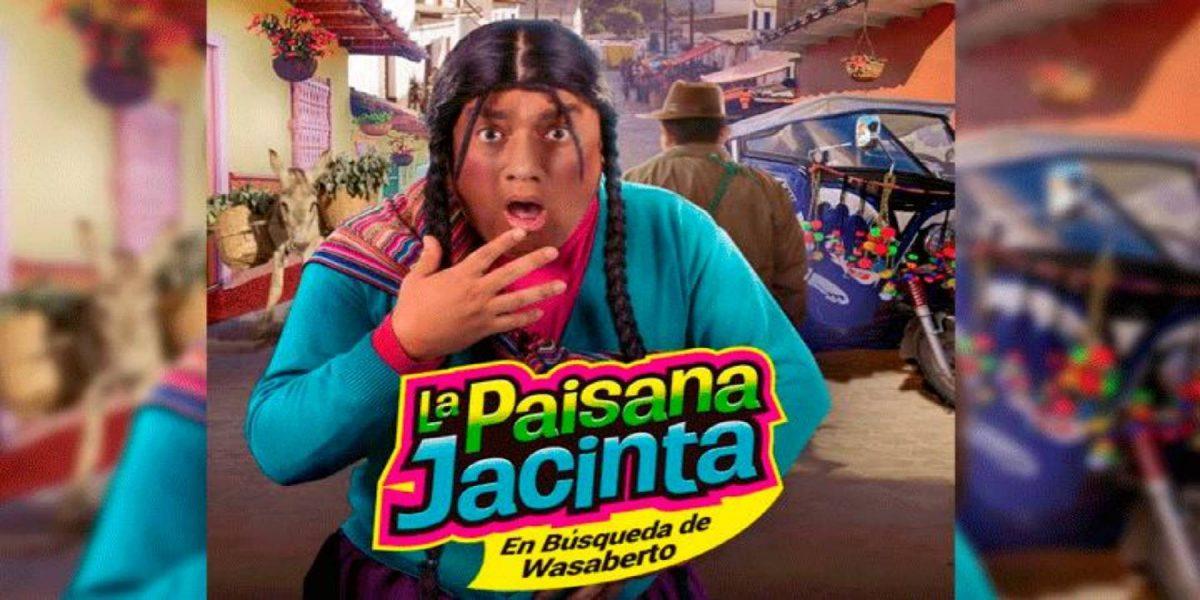 """""""La Paisana Jacinta"""" supera a """"Liga de la Justicia"""" y """"Thor: Ragnarok"""""""