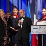 Le Cordon Bleu París recibió trofeo de la Excelencia Francesa