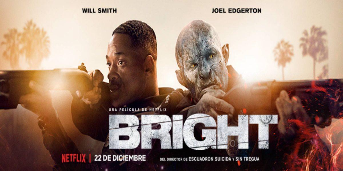 Bright | Will Smith protagoniza nuevo thriller de fantasía para Netflix