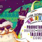 Feria Cultural El Desván | 17 Diciembre