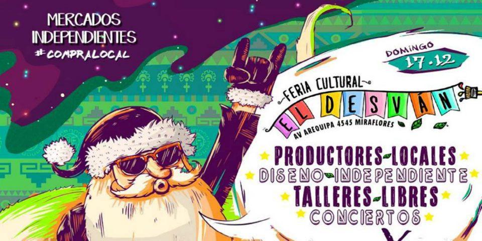 Feria Cultural El Desván   17 Diciembre