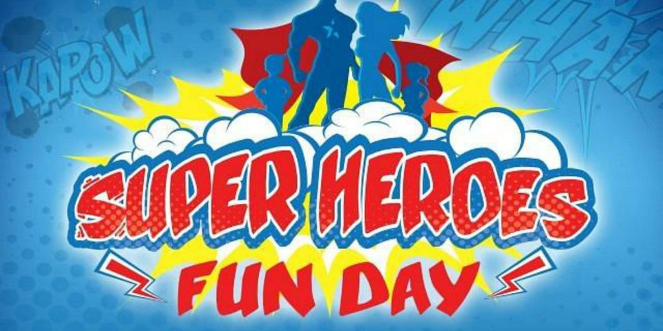 Super Heroes Day 2017