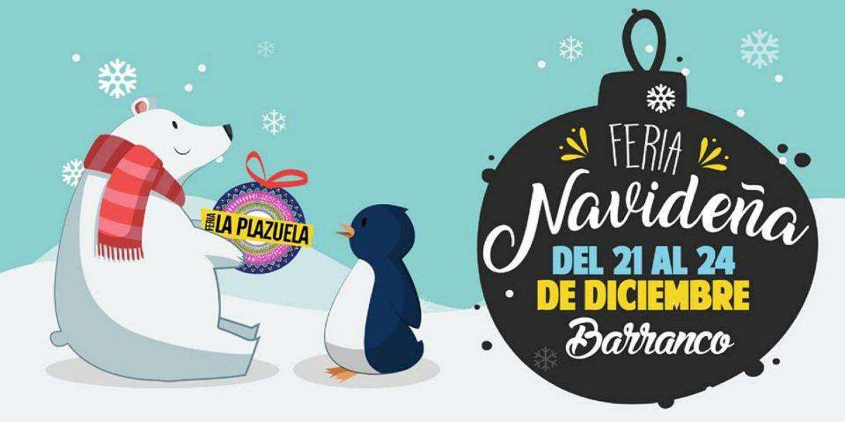 Feria Navideña en Barranco