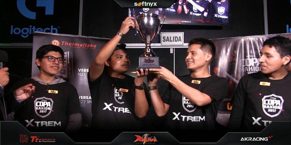 Softnyx | Con gran éxito se realizó la final de la Copa Rakion 2017