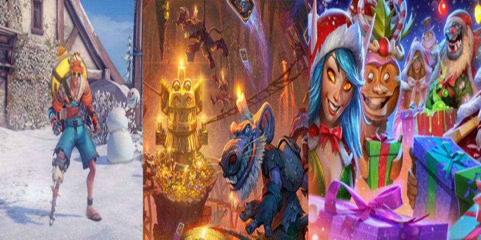 Novedades de Diciembre en Blizzard Entertainment: ¡Celebra las fiestas y mucho más!