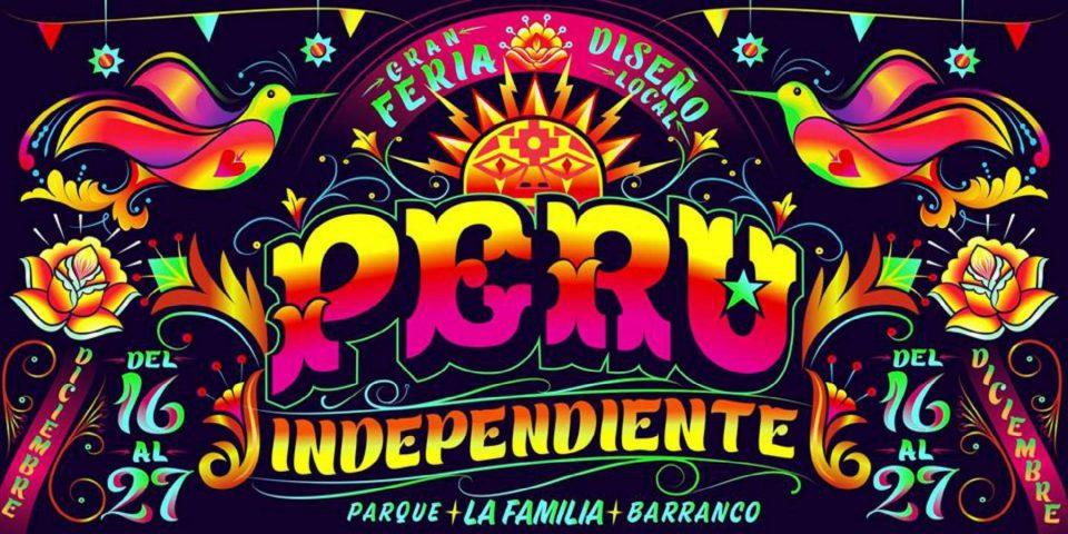 Feria Perú Independiente Edición Navideña