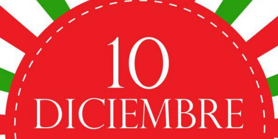 Feria El Retazo Edición Navideña   10 de Diciembre