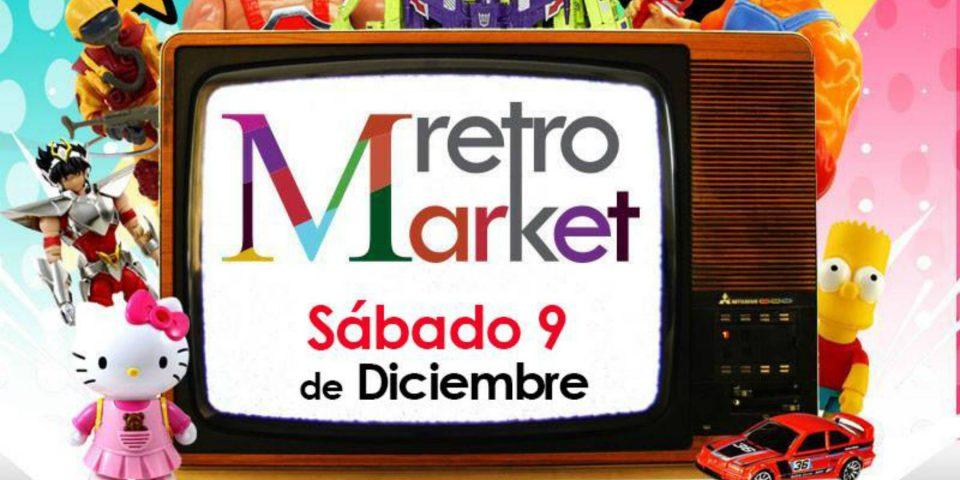 RetroMarket | Sábado 09 de diciembre en Lince