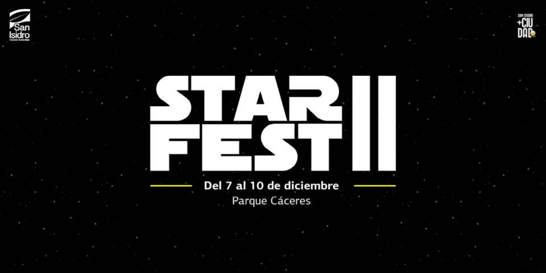 Star Fest II en San Isidro