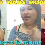 Top Películas Star Wars | De la Peor a la Mejor