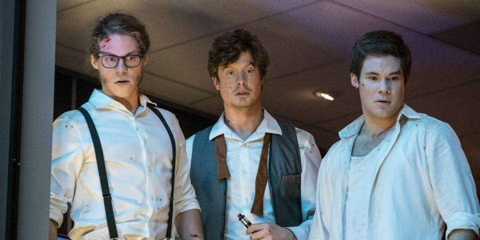 Trailer de Game Over, Man!   La nueva comedia de acción de Netflix