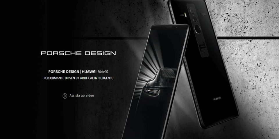 Esto te costará el Huawei Mate 10 Pro Porsche Design