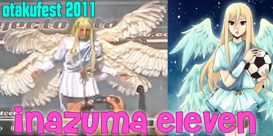 Cosplay   Inazuma Eleven en el Otakufest