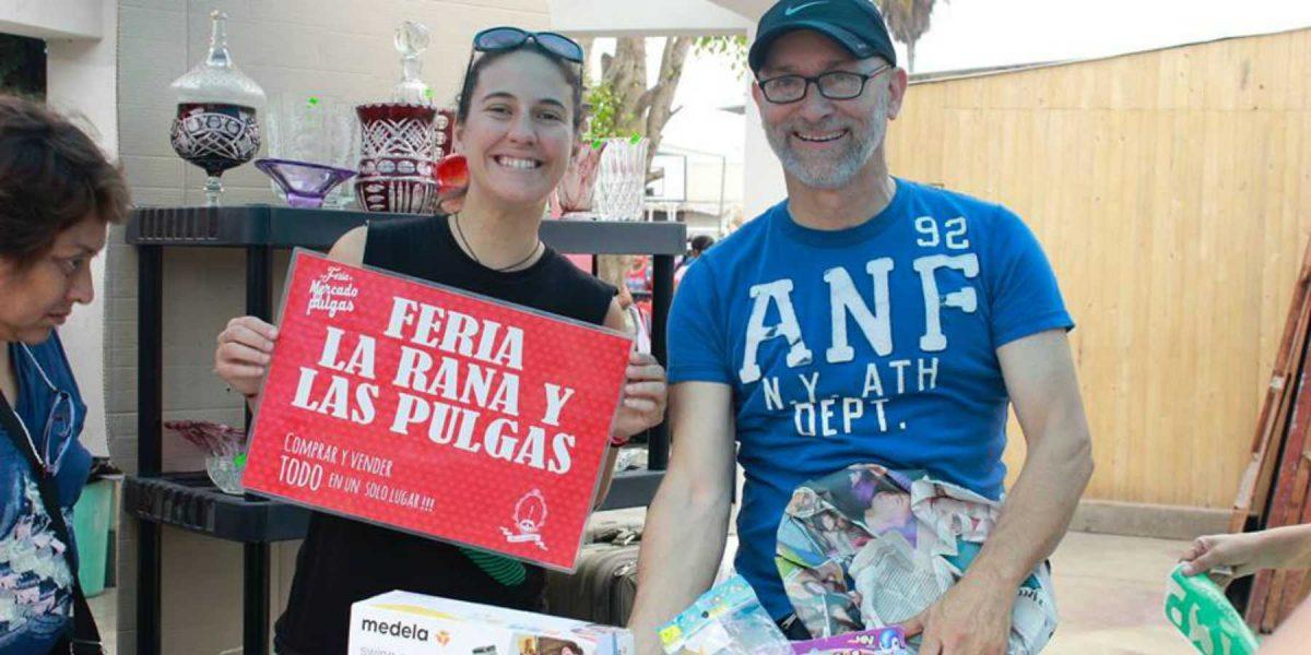 Feria La Rana y Las Pulgas en Barranco