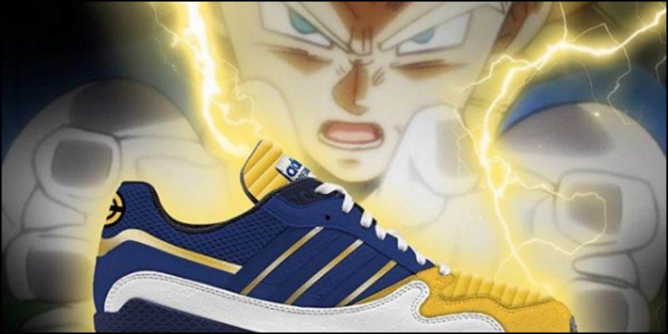Adidas presentas las nuevas zapatillas de Dragon Ball Z