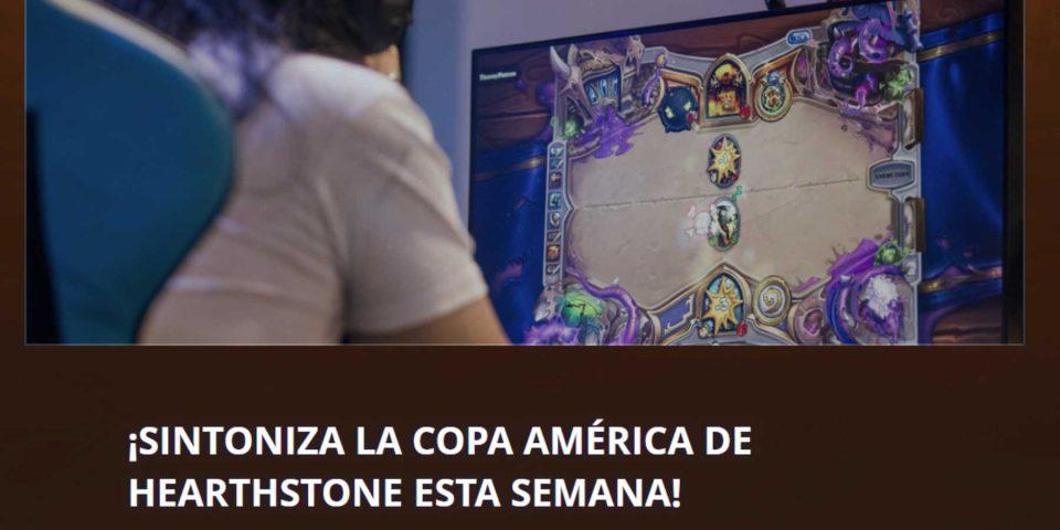 ¡Hearthstone anuncia las próximas actualizaciones al juego clasificado y sintoniza la Copa América de Hearthstone esta semana!