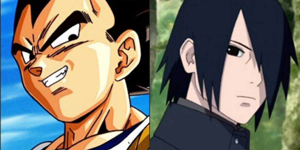 Vegeta y Sasuke Uchiha son los rivales favoritos de los japoneses