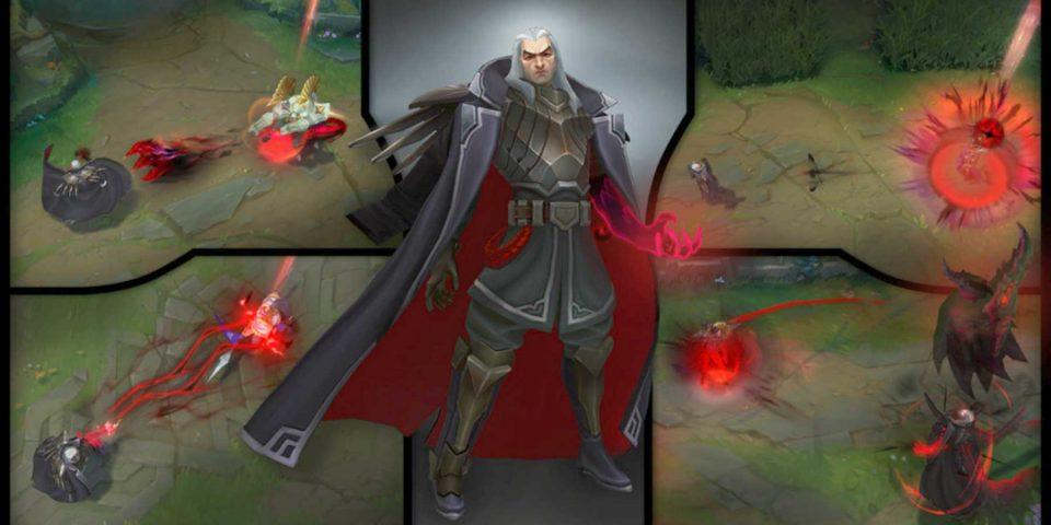 Swain renovado por completo | El personaje de League of Legends presenta nuevas actualizaciones