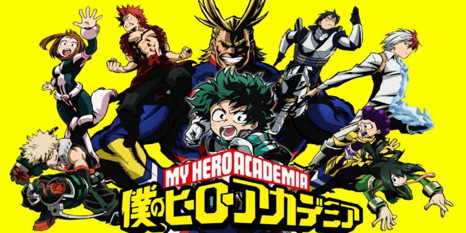 La tercera temporada de My Hero Academia ya tiene fecha de estreno
