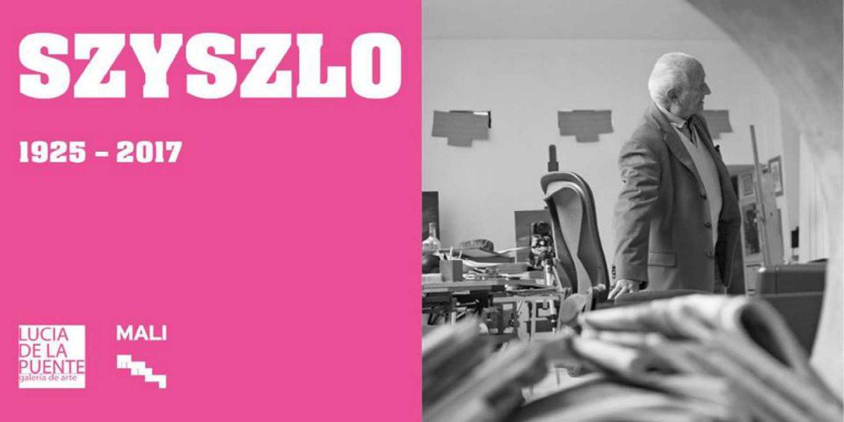 Szyszlo, 1925-2017 | Galería Lucía de la Puente