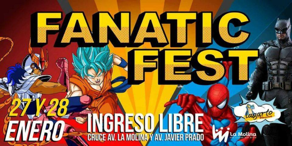 Fanatic Fest | Karaoke, Bandas en vivo, Pasarela Cosplay y más