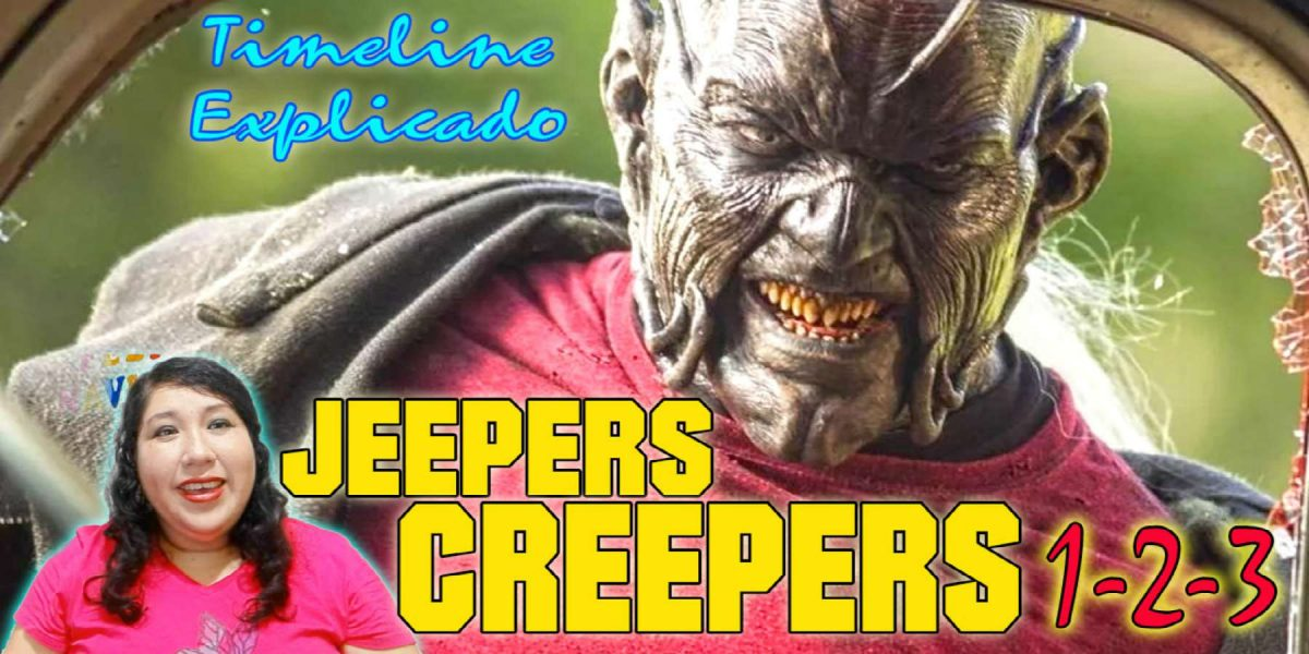 Review | Explicamos el Universo de Jeepers Creepers