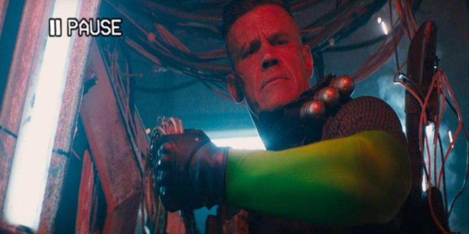 """""""Deadpool 2"""" presenta a Cable en alucinante tráiler"""