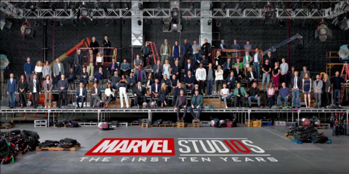 Marvel resume 10 años de su universo cinematográfico en un espléndido video
